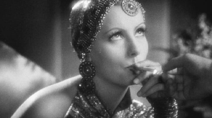 diva Greta Garbo